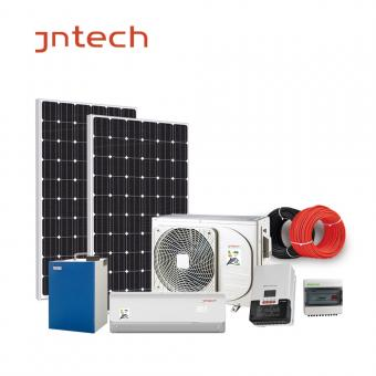 JNTECH DC solar air conditioner24000btu